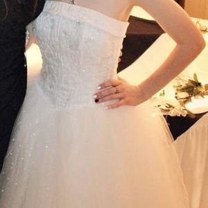 Old Sweet 16/prom Dress Very formal